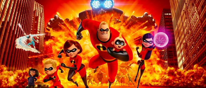 Incredibles 2 (Pixar)