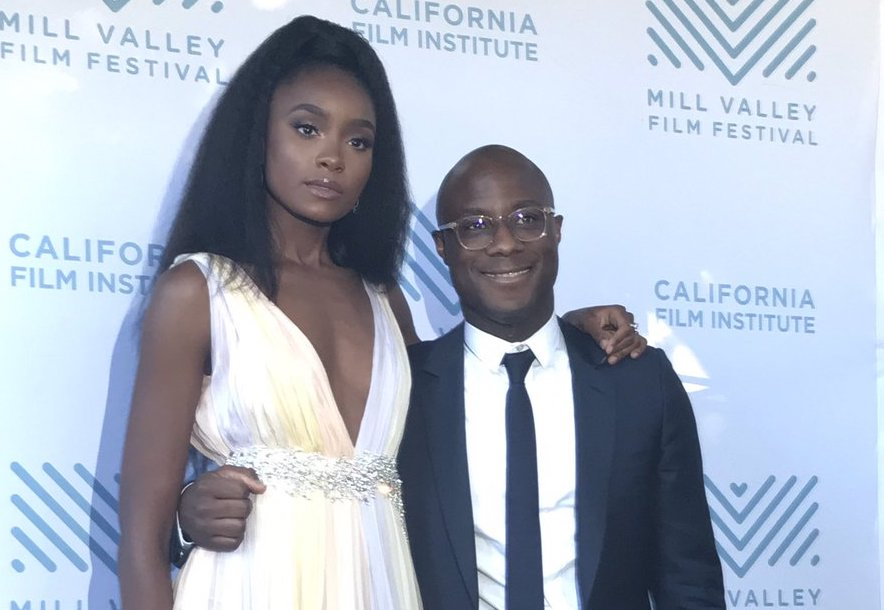 KiKi Layne and Barry Jenkins hit the red carpet of the closing night of the 41st Mill Valley Film Festival with 'If Beale Street Could Talk'