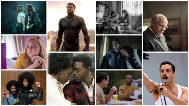 2019 奧斯卡的「最佳影片」入圍電影不乏許多觀眾喜愛的商業大片如《黑豹》《一個巨星的誕生》以及《波希米亞狂想曲》等。