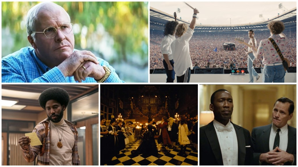 2019-oscar-predictions-film-editing-vice-bohemian-blackkklansman-favourite-green-book