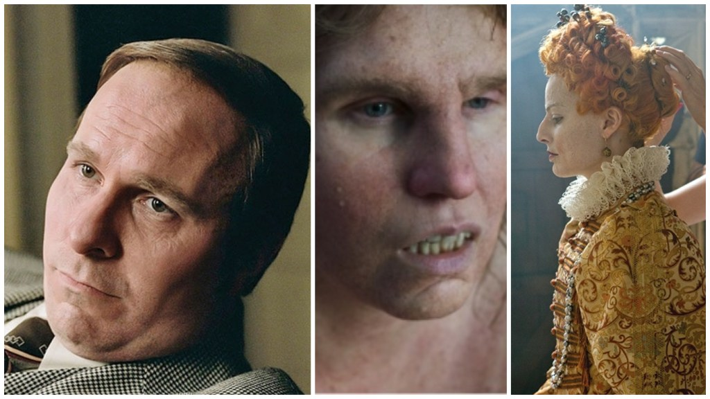 2019-oscar-predictions-makeup-hairstyling-february-vice-border-mary-queen-of-scots