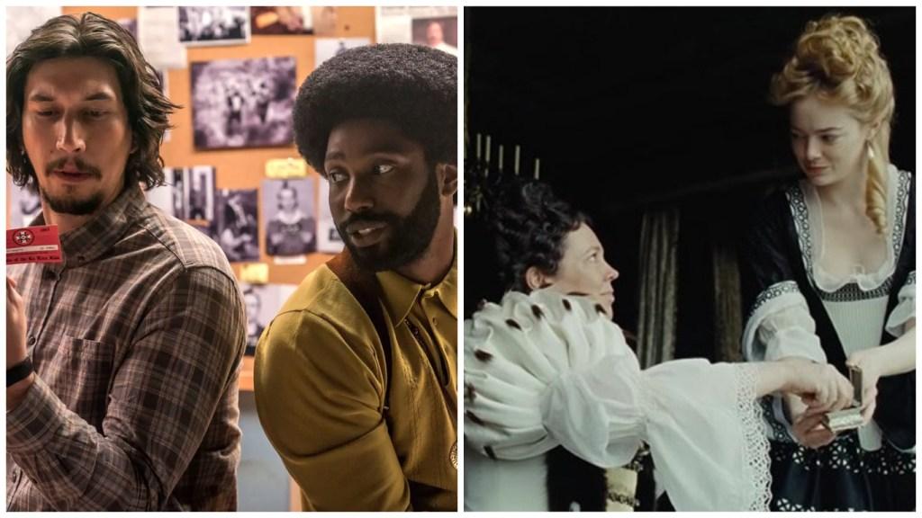 final-2019-oscar-predictions-adapted-screenplay-original-screenplay-blackkklansman-favourite