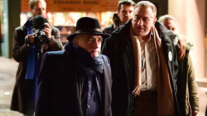 Martin Scorsese, THE IRISHMAN (Netflix)