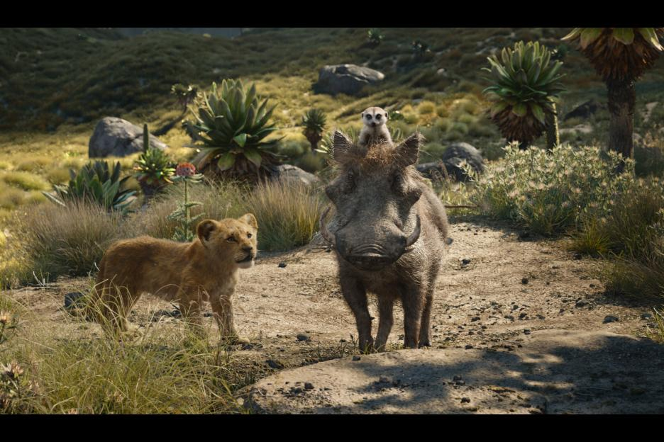 THE LION KING (Courtesy Walt Disney)