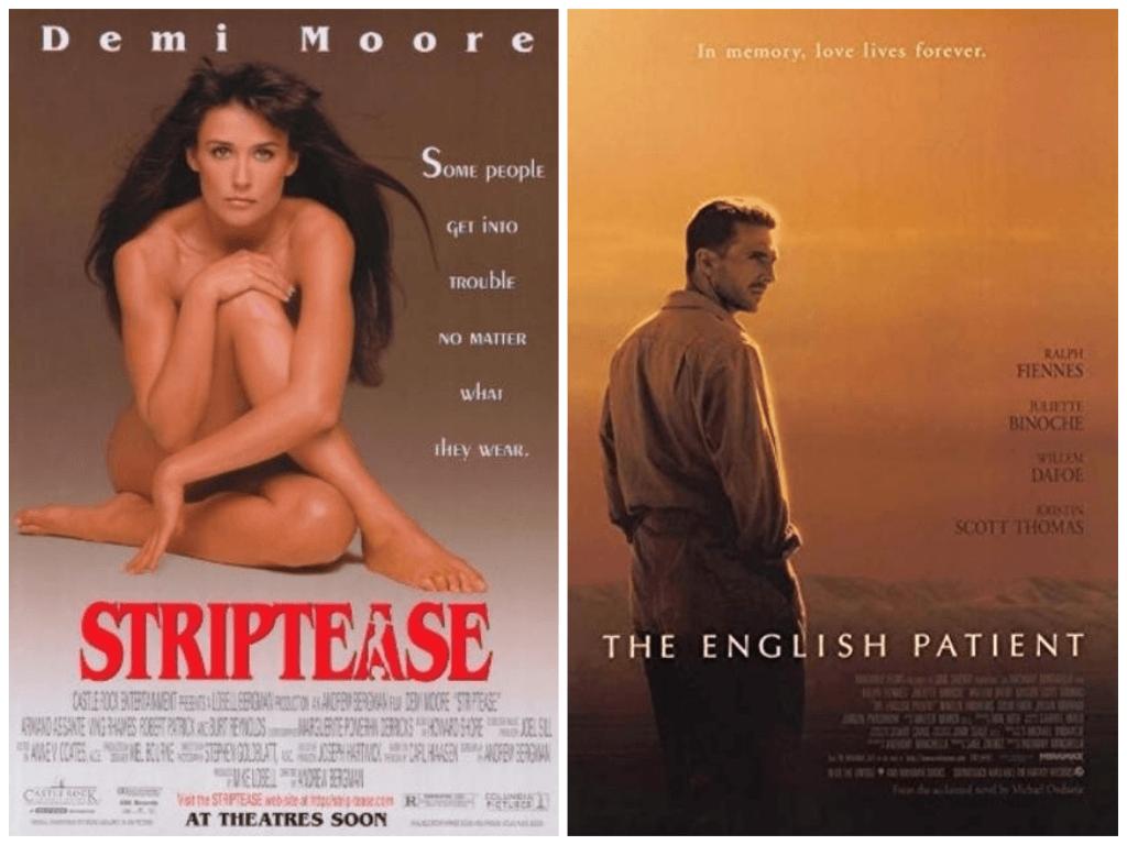 worst-picture-best-picture-striptease-english-patient-1996