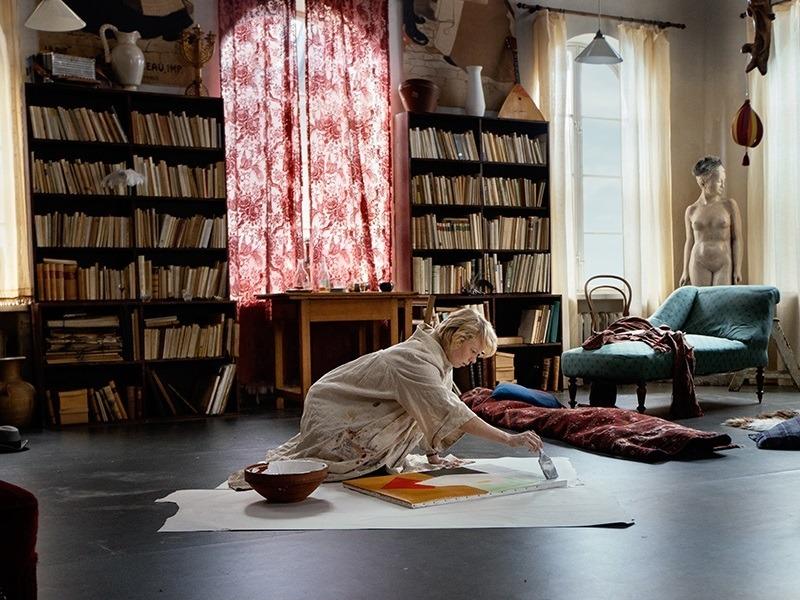 Alma Pöysti in Zaida Bergroth's TOVE. Image courtesy TIFF.