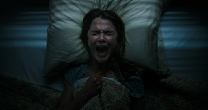 Keri Russell in the film ANTLERS. Photo Courtesy of Fox Searchlight Pictures. © 2019 Twentieth Century Fox Film Corporation All Rights Reserved