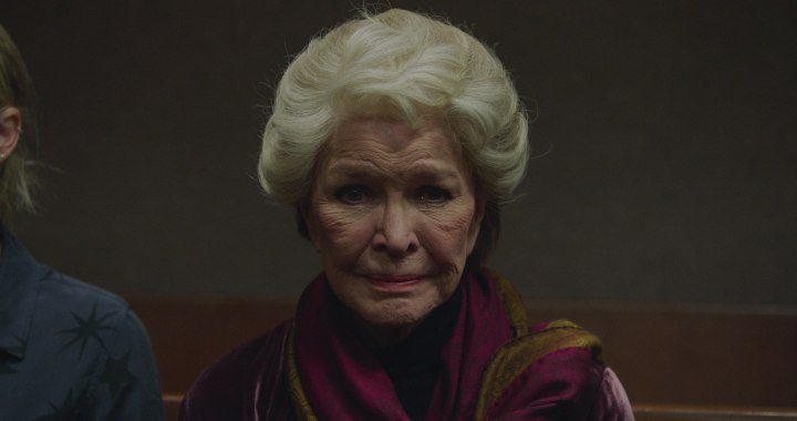 PIECES OF A WOMAN: Ellen Burstyn as Elizabeth