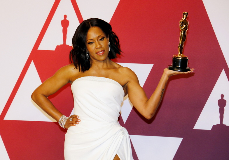 Regina,King,At,The,91st,Annual,Academy,Awards,-,Press