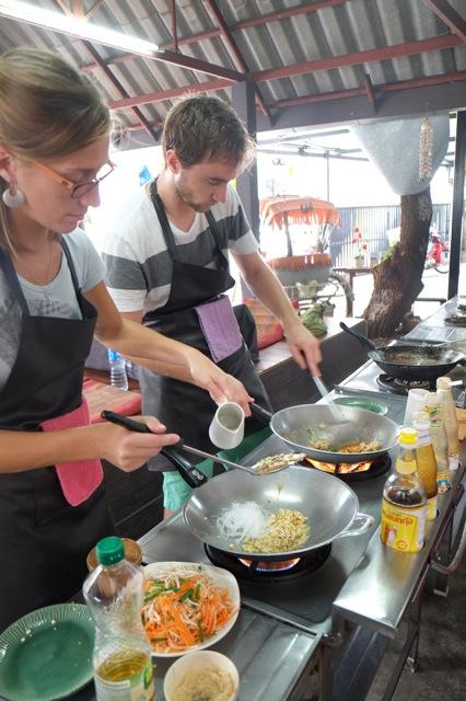 Aureo cooking