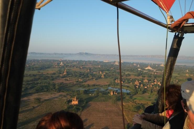balloon view