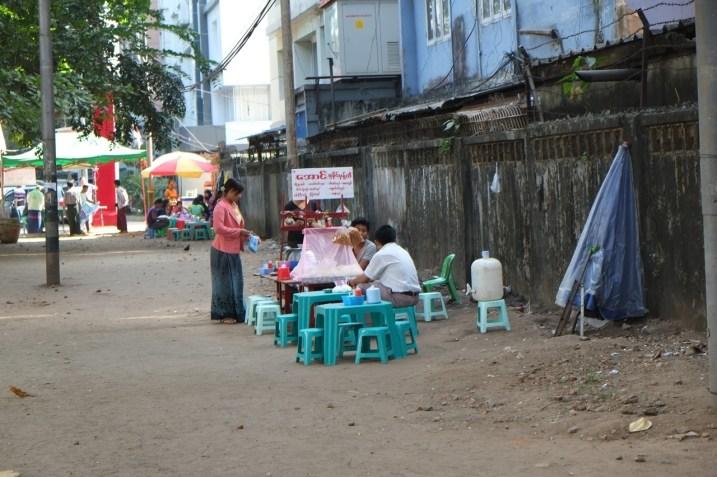 Roadside restaurants