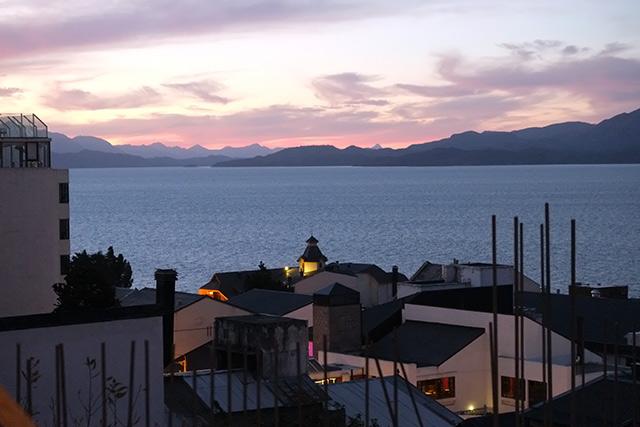 Sunset Bariloche