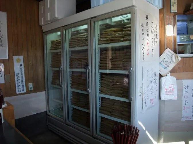 巨大冷蔵庫