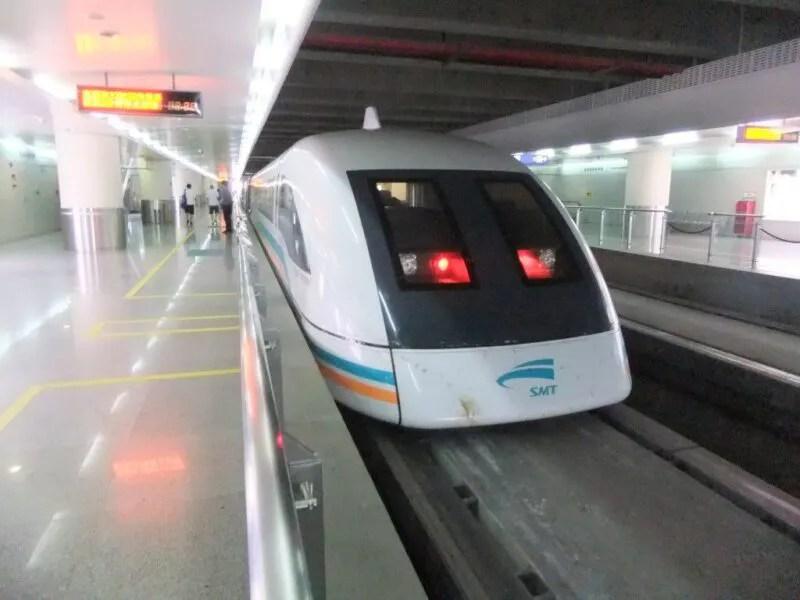 上海リニア