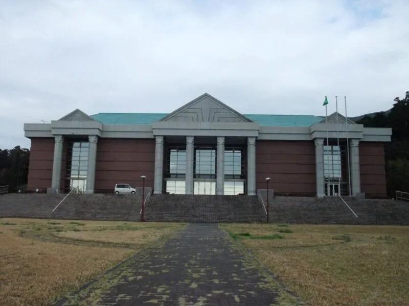 火山博物館