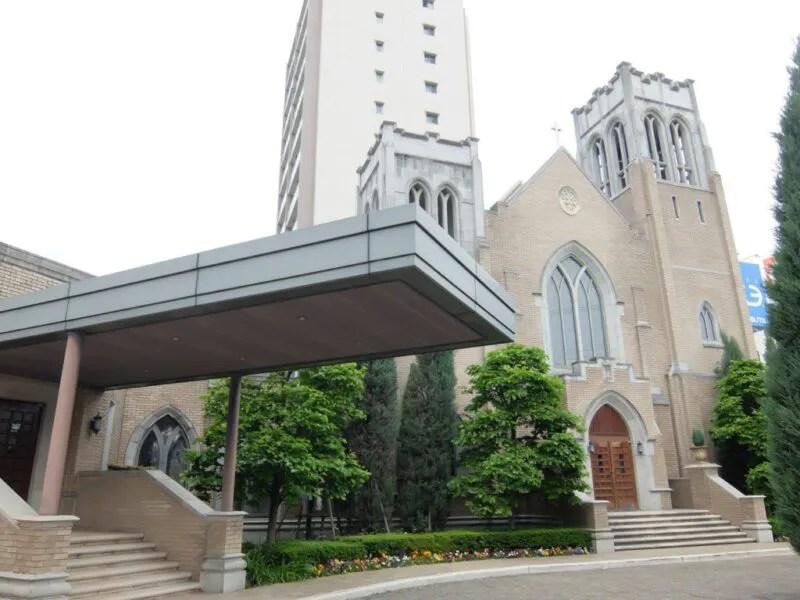 教会のような建物