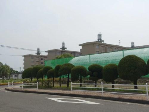 高島の団地