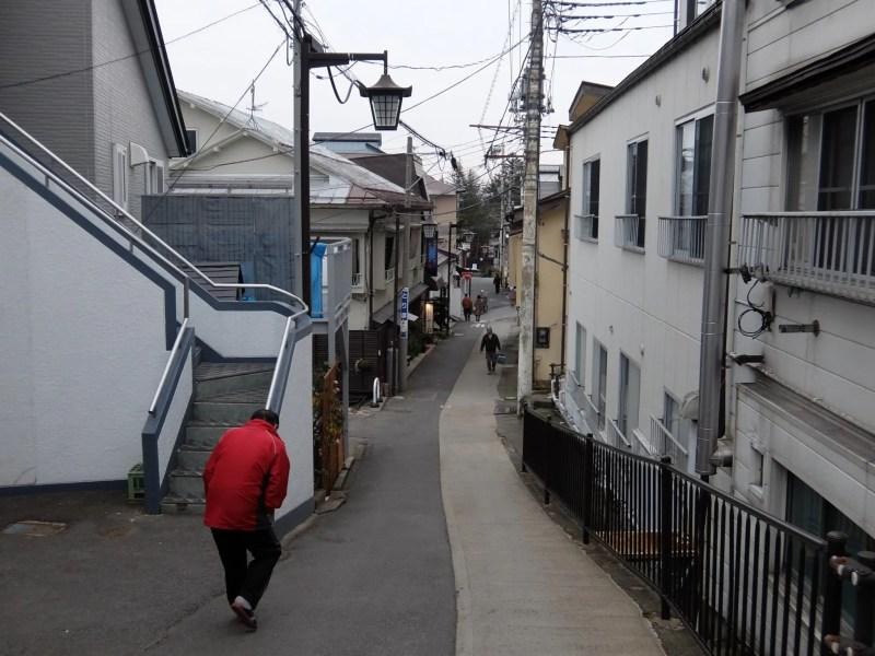 草津温泉温泉街