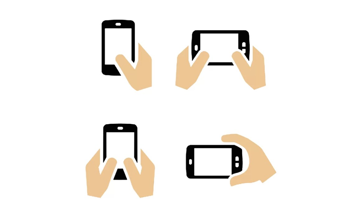 Download The Way You Hold Your Phone Might Say More About You Than ...