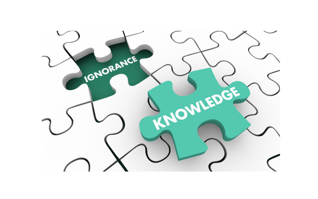 Developing General Knowledge: Overcoming Ignorance