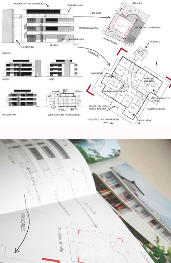 Broschüre Flyererstllung Grafikdesign Werbeagentur Anja Wießmann MV