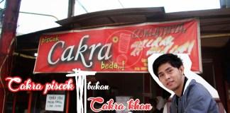 Awas! Ada Cakra, kan Di Sukabumi ?