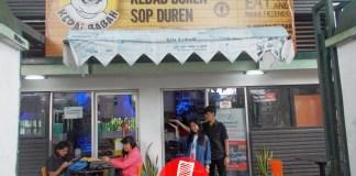 Kedai Babah Rajanya Kuliner Durian di Sukabumi