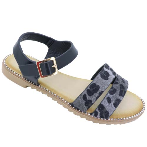 Sandals Casual Open Toe Shoes Adjustable Comfortable Beach Sandals