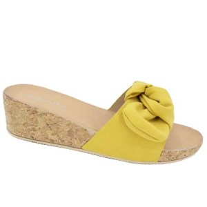 Ladies sollePush in Sandal ,shop now for the latest footwear brands for men, ladies and kids