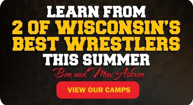 Ben Askren, Max Askren, 2 of Wisconsins Best Wrestlers
