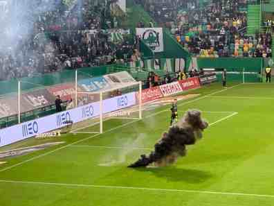 Voetbalreis Lissabon, Portugal: de clash tussen Sporting CP en SL Benfica