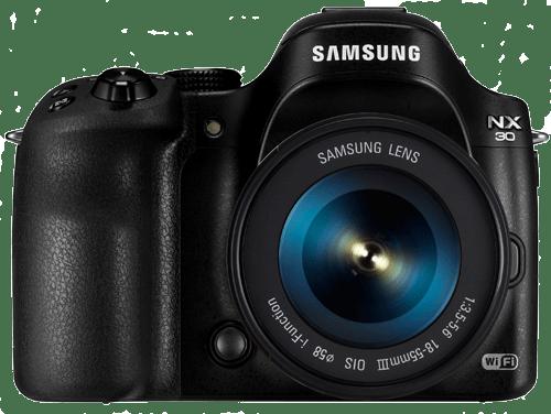 kamera samsung nx30