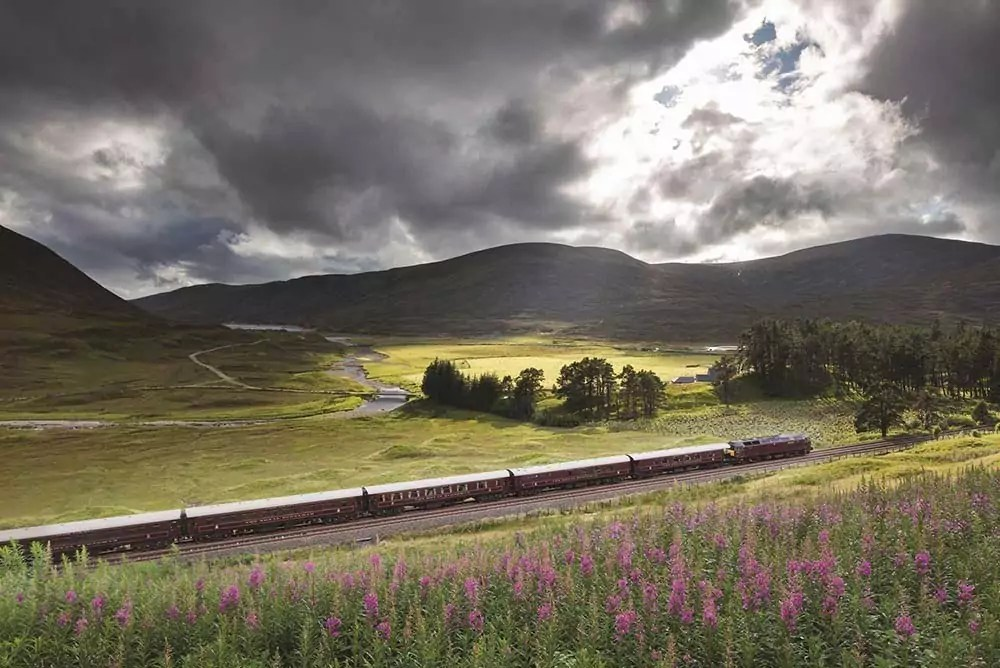 train royalscotman 1 - 6 Railway journeys to blow your mind