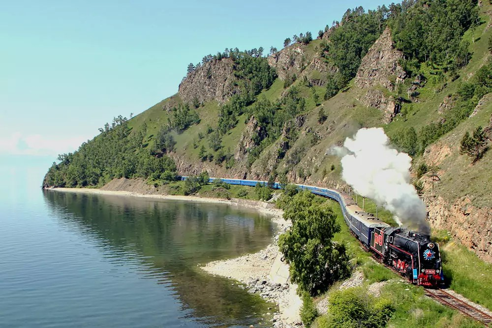 train trans 1 - 6 Railway journeys to blow your mind