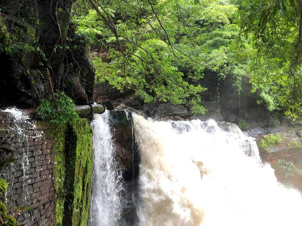 Harvalem Waterfall - Top hidden tourist gems in Goa