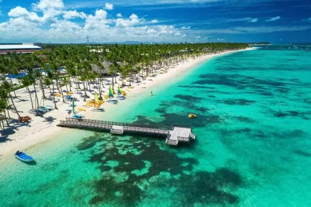 Punta Cana Dominican Republic 1 - The Easter Escape - Best destinations for Easter