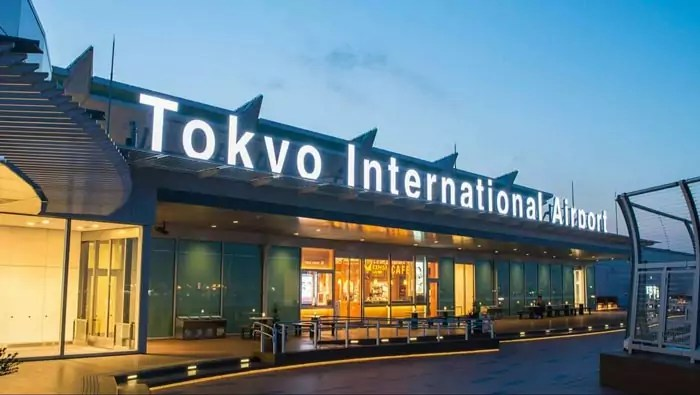 tokyo airport1 1 - Most beautiful airports in the world