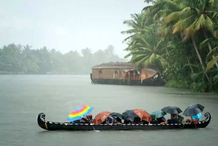 Pros and Cons of traveling to India during monsoon season