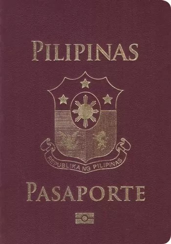 philippines passport - World's Most Coolest Passports