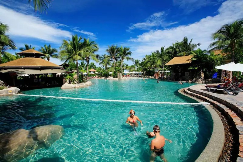 Centara Grand Mirage Beach Resort - Pattaya Resorts That Are Ideal For A Peaceful Stay
