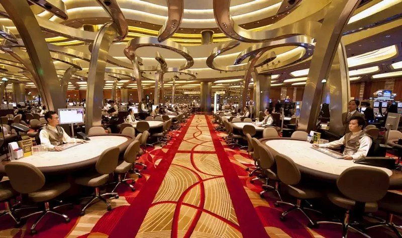 The most glamorous casinos around the world