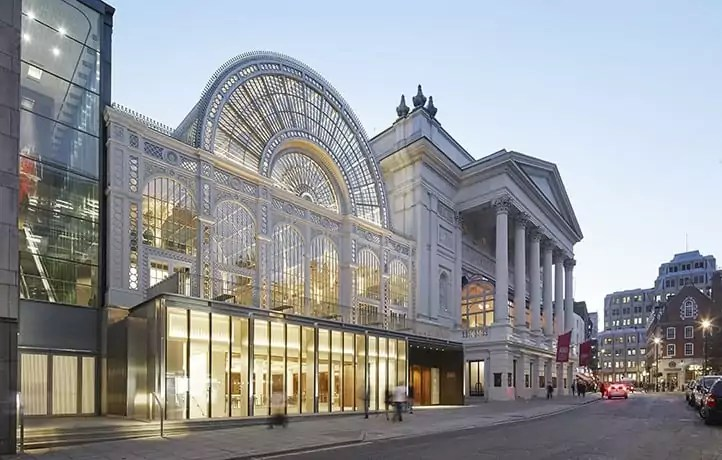 Royal Opera House - Beautiful Places Of London To Visit In Winter