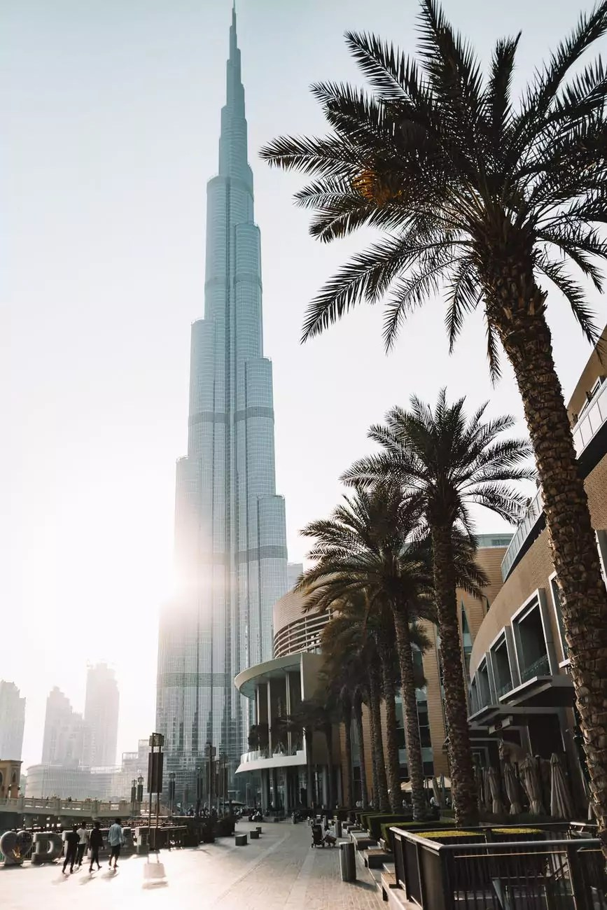 amazing places in dubai