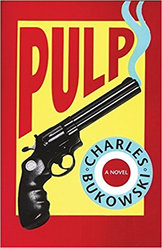 Pulp book cover by Charles Bukowski