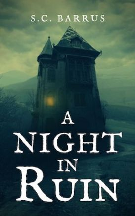 A Night in Ruin novel cover