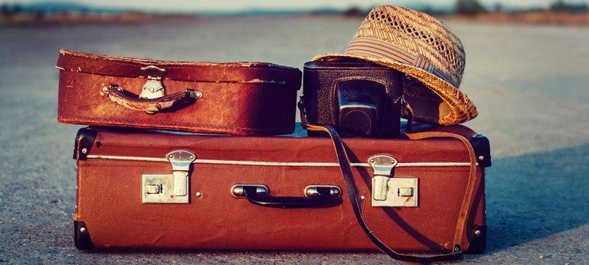 Koffer, Rucksack oder Reisetasche: Unsere Gepäckauswahl für den Campervan
