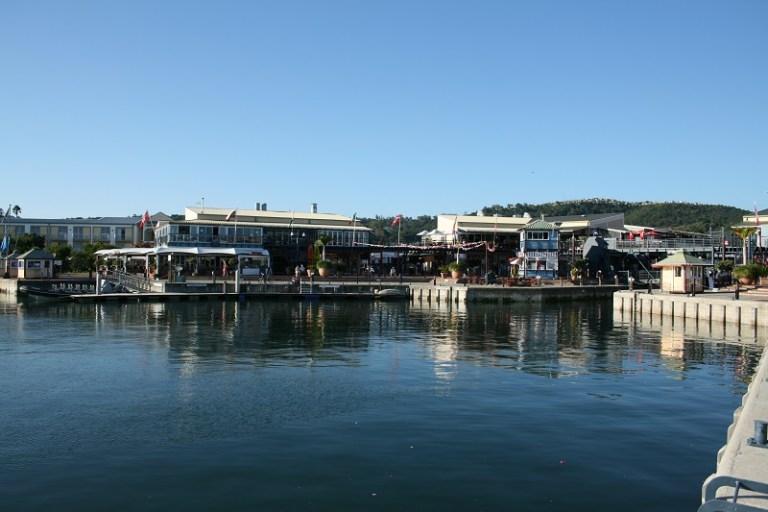 Kapstadt Garden Route Knysna Quays @awayonwheels