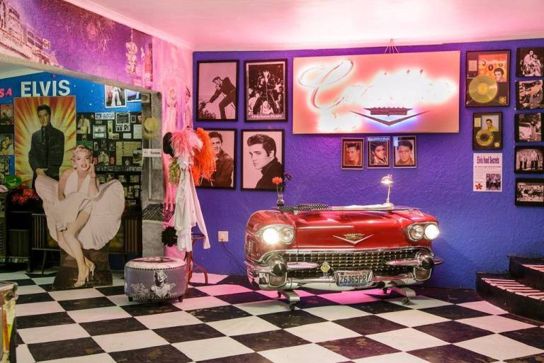 Kapstadt Garden Route Marilyns Diner @awayonwheels