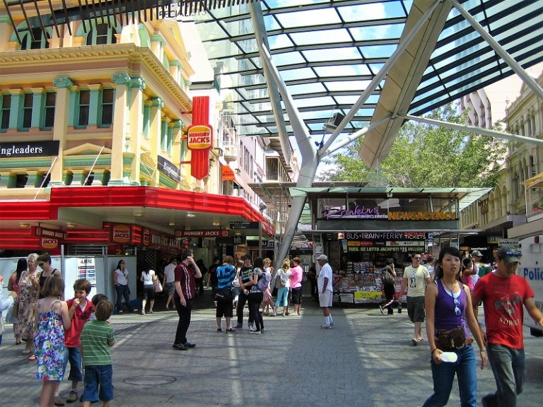 Brisbane Tipps Queen Street